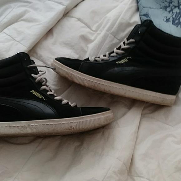 Puma Shoes - Pumas hightops
